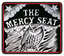 The Mercy Seat Tattoo Studio Home Page